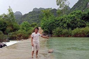 Quảng Bình: Nam thanh niên dũng cảm cứu 2 người bị đuối nước