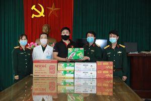 Nestlé Việt Nam hỗ trợ 12 tỷ đồng trong hoạt động chống dịch Covid-19