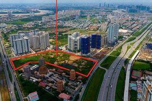 Nhiều dự án bất động sản tại TP.HCM: Mở bán rầm rộ, sau nhiều năm vẫn là bãi đất trống