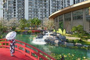 Khám phá vườn Nhật nội khu quy mô nhất tại Vinhomes Smart City