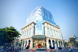 Tập đoàn vàng bạc đá quý DOJI bị xử phạt 75 triệu đồng