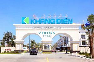 Khang Điền (KDH): Quý I/2021, lãi sau thuế 207 tỷ đồng, có hơn 7.400 tỷ hàng tồn kho