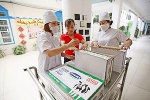 Hà Nội tổ chức đánh giá đề án Sữa Học đường giai đoạn 2018-2020