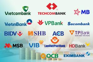 Loạt ngân hàng được nới room tín dụng trong quý III, cao nhất lên tới 17,4%