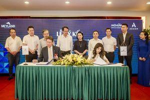 Tập đoàn Tân Á Đại Thành – Meyland ký hợp tác với Tập đoàn Accor