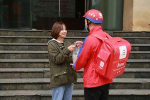Hơn 1 triệu món ăn và thức uống được giao khắp Việt Nam trong ngày 12.12