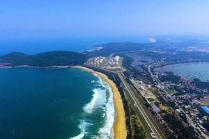 Đề xuất tăng 5.510 ha đất đô thị trong điều chỉnh quy hoạch chung Khu kinh tế Dung Quất