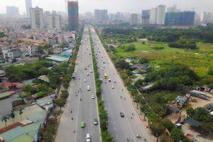 Hà Nội: Phê duyệt dự án làm đường nối Vành đai 2,5 tại Hoàng Mai