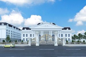 Khám phá Tổ hợp Trung tâm Hội nghị quy mô và hiện đại nhất tại Vĩnh Phúc
