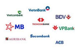 Lợi nhuận 12 ngân hàng niêm yết ước tăng hơn 18% năm 2021, VietinBank và BIDV dẫn đầu
