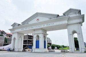 Cenland vay hơn 300 tỷ để để đầu tư dự án KĐT Kim Chung - Di Trạch