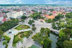 Đề xuất thành lập thành phố Sơn Tây thuộc TP Hà Nội