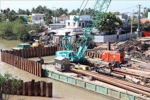 Tái khởi động Dự án Quản lý nước Bến Tre: Sắp mời thầu nhiều gói lớn