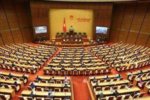 Quốc hội tiếp tục thảo luận về kinh tế-xã hội và ngân sách nhà nước