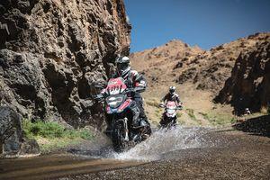 BMW Motorrad lầnđầu tổ chức vòng loại GS Trophy Việt Nam