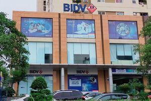 BIDV mua lại trước hạn gần 14.000 tỉ đồng trái phiếu