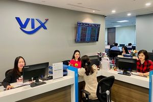 Chứng khoán VIX báo lãi quý II tăng 51%
