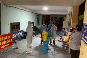 Quảng Bình: Ghi nhận thêm 14 ca dương tính với SARS-CoV-2 nhập cảnh qua cửa khẩu Chalo