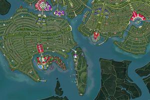 Nhiều ông lớn bất động sản muốn đầu tư Khu đô thị 1.800 ha tại Bà Rịa – Vũng Tàu