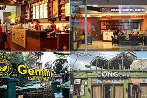 Thị trường F&B Việt Nam: Top những thương hiệu cà phê nổi tiếng