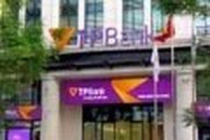 TPBank thu lãi hơn 900 tỷ đồng từ mảng chứng khoán đầu tư trong quý III