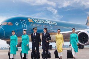 Vietnam Airline ghi nhận lỗ ròng 4.890 tỷ đồng
