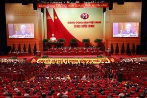 Đại hội XIII của Đảng: Tự hào và vững tin!
