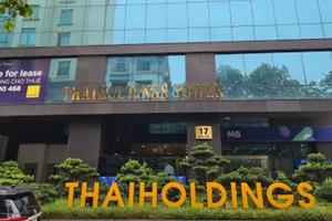 Thaiholdings thành lập công ty Thaihomes