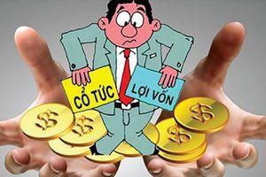 QTC chi trả cổ tức bằng tiền mặt với tỉ lệ 18%