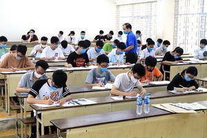 Năm 2021, một số trường đại học tổ chức kỳ thi riêng để tuyển sinh