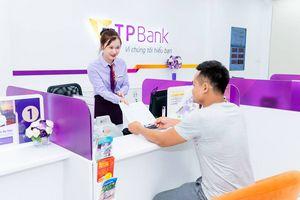 TPBank báo lãi trước thuế 2.034 tỉ đồng trong nửa đầu năm