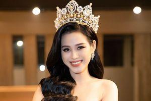 Hoa hậu Đỗ Thị Hà sẽ chuẩn bị cho cuộc thi quốc tế vào năm 2021