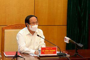 Phó Thủ tướng: Đẩy mạnh tiêm chủng vaccine cho công nhân, sớm đưa sản xuất trở lại