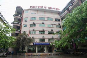 Trường THCS - THPT Đoàn Thị Điểm, Hà Nội: Thực hiện tốt công tác phòng chống dịch COVID-19