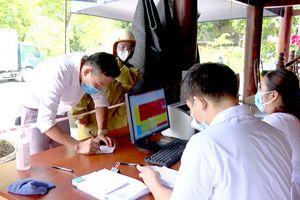 Tuyên Quang: Tiếp tục tăng cường công tác phòng chống dịch COVID-19