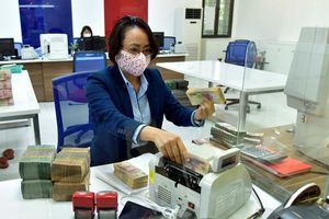 Các ngân hàng ''tiếp sức'' cho các doanh nghiệp nhỏ và vừa