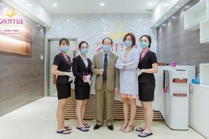 Hệ thống Nails – Hair – Spa Zema Việt Nam thực hiện tốt quy trình dịch tễ