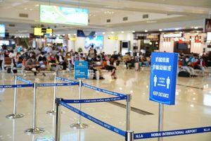 Cảng Hàng không Việt Nam (ACV): doanh thu quý III giảm 69% so với cùng kỳ