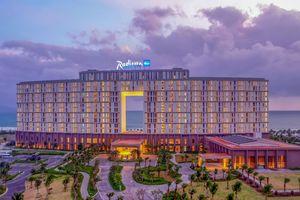 Khu nghỉ dưỡng Movenpick Resort Cam Ranh Và Radisson Blu Resort Cam Ranh đạt chuẩn 5 sao