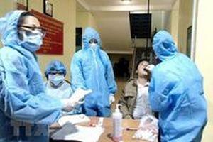 Hà Nội thêm 1 ca dương tính với SARS-CoV-2 tại Times City Hoàng Mai, là người Ấn Độ