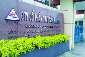 Công ty cổ phần Thủy sản Mekong bị xử phạt do bán cổ phiếu quỹ nhưng không báo cáo