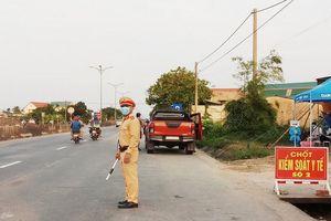 Thừa Thiên - Huế sẽ xử phạt, cách ly thu phí đối với người về từ vùng giãn cách theo Chỉ thị 16