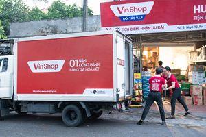 VinShop đã làm được những gì sau 1 năm bền bỉ đồng hành cùng tạp hóa Việt