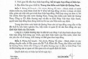 Chi hơn 80 tỷ đồng phòng chống dịch Covid-19, Quảng Nam mua sắm ra sao?