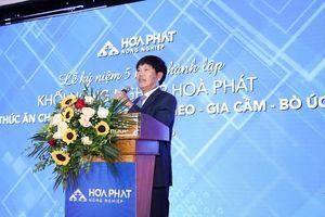 Hòa Phát báo lãi kỉ lục tăng trưởng 80%