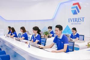 Chứng khoán Everest tăng vốn lên hơn 1.000 tỷ sau khi phát hành 40 triệu cổ phiếu riêng lẻ