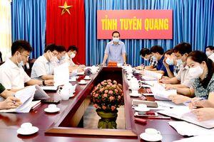 Tuyên Quang: Chuẩn bị các phương án đón 248 công nhân về địa phương