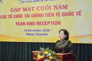Thống đốc NHNN: Năm 2021 sẽ tạo điều kiện cho hoạt động fintech nhằm phát triển kinh tế số