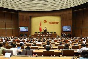 Quốc hội tiếp tục thảo luận về kinh tế-xã hội, ngân sách nhà nước