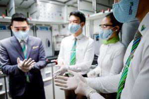 Hãng hàng không Bamboo Airways khẩn trương triển khai các biện pháp phòng ngừa dịch